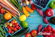 ارزش غذایی و فواید مصرف سبزیجات در سلامتی بیشتر1