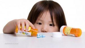 نقش ویتامینc ( ویتامین ث ) در سلامتی کودکان