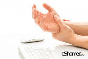 بیماری سندرم تونل کارپال ( فشار به عصب میانی دست ) چیست؟