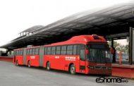 بزرگترین اتوبوس جهان وولو Gran Artic 300 با ظرفیت 300 نفر