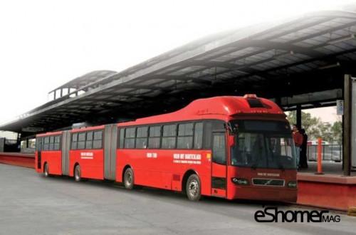 مجله خبری ایشومر بزرگترین-اتوبوس-جهان-وولو-Gran-Artic-300-با-ظرفیت-300-نفر-مجله-خبری-ایشومر بزرگترین اتوبوس جهان وولو Gran Artic 300 با ظرفیت 300 نفر تكنولوژي خودرو سبک زندگي وولو جهان بزرگترین اتوبوس Gran Artic 300