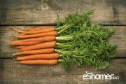 بهترین روش نگهداری و ذخیره هویج چگونه است ؟