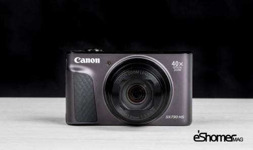 دوربین جدید کانن با قدرت زوم بالا و سرعت زیاد در عکاسی