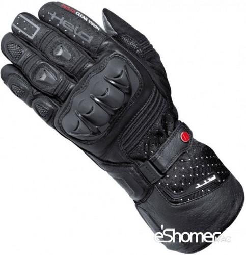 دستکش موتورسواری آلمانی مناسب هر نوع آب و هوایی