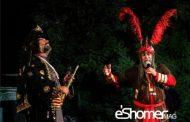 فراخوان تأتر مسابقه هنری خیابانی قرآنی و تعزیه فاطمی در خوزستان