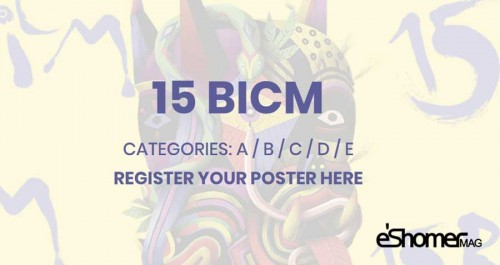 فرخوان طراحی پوستر هنری بین المللی مکزیک (BICM)