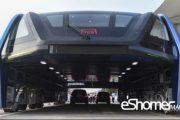 مقایسه اتوبوس های نوآورانه درون شهری در چین و ایران