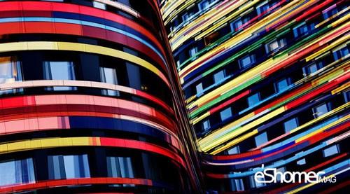 آشنایی با سبک های معماری ، سبک معماری دیکانستراکشن