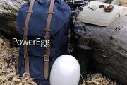 ایده  جالب طراحان PowerEgg برای پهپاد های فیلمبرداری