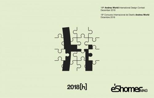 فراخوان طراحی مبلمان بين المللی هنری اندرو 2018