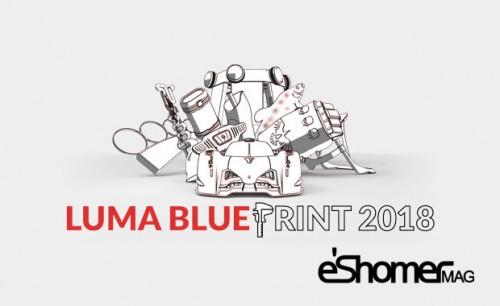 فراخوان طراحی محصول هنری اختراع LUMA Blueprint 2018
