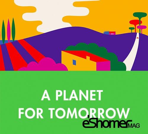 فراخوان طراحی پوستر مسابقه هنری Poster For Tomorrow 2018