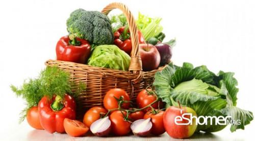 چه غذاهایی در گروه سبزیجات قرار می گیرند؟