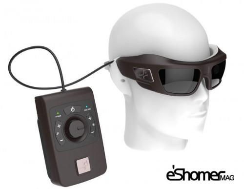 کاربردشگفتانگیز امواج فراصوت در عینک هایی برای نابینایان
