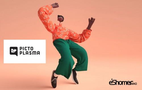 فراخوان طراحی شخصیت در حال حرکت Pictoplasma Berlin 2019