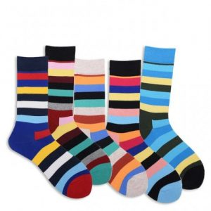 تاریخچه پیدایش جوراب در صنعت مد و پوشاک