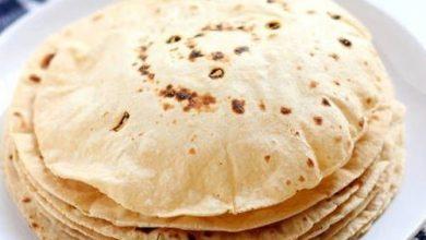 مجله خبری ایشومر نان-چاپاتی-هندی-390x220 پخت آسان چند مدل نان در خانه – نان چپاتی یا نان هندی آشپزی و غذا سبک زندگي