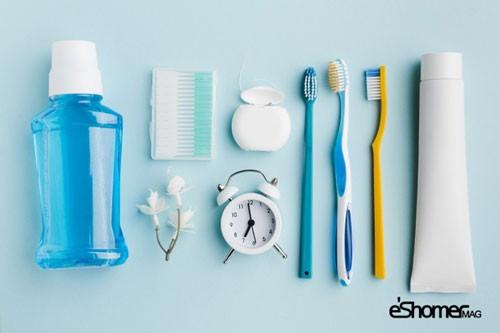 مجله خبری ایشومر 11-راه-سالم-نگه-داشتن-دندان-ها 11 راه سالم نگه داشتن دندان ها سبک زندگي سلامت و پزشکی  نخ دندان مسواک خمیر دندان بهداشت دهان و دندان