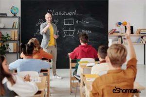 طراحی کلاس درس هوشمند بر اساس فنگ شویی و تاثیر آن در یادگیری