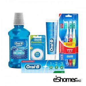 معرفی برند اورال بی Oral-B